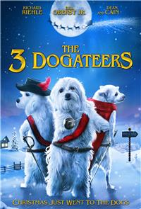 The Three Dogateers (2014) Poster