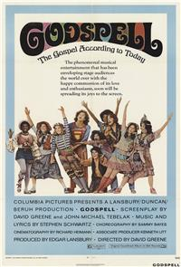 Godspell: A Musical Based on the Gospel According to St. Matthew (1973) 1080p Poster
