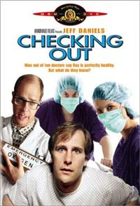 Checking Out (1989) Poster