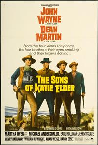 The Sons of Katie Elder (1965) Poster