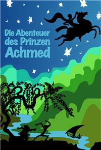The Adventures of Prince Achmed (1926) 1080p Poster