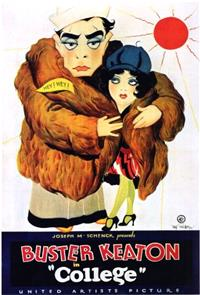 College (1927) Poster