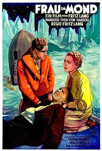 Woman in the Moon (1929) Poster