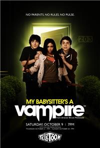 My Babysitter's a Vampire (2010) 1080p Poster