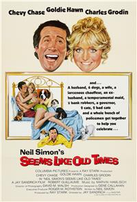 Seems Like Old Times (1980) 1080p Poster
