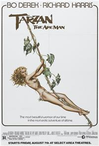 Tarzan, the Ape Man (1981) 1080p Poster