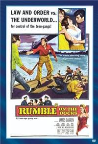 Rumble on the Docks (1956) Poster