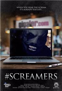 #SCREAMERS (2016) Poster