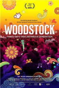 Woodstock: Three Days that Defined a Generation (2019) 1080p Poster