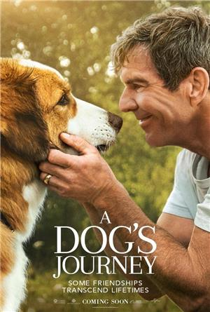 A Dog's Journey (2019) Poster