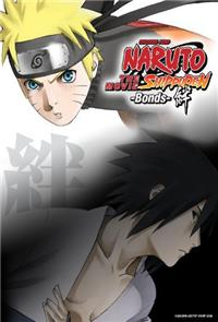 Naruto Shippuden the Movie Bonds (2008) 1080p Poster