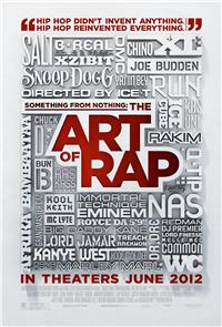 Something from Nothing: The Art of Rap (2012) Poster