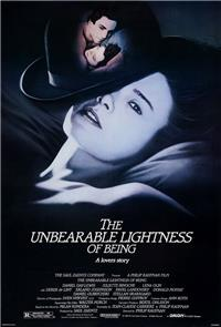 The Unbearable Lightness of Being (1988) 1080p poster