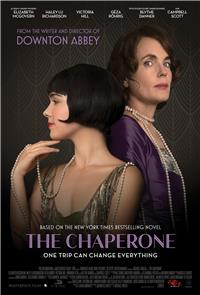 The Chaperone (2019) 1080p poster