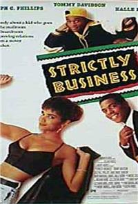 Strictly Business (1991) 1080p poster