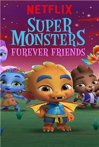 Super Monsters Furever Friends (2019) 1080p poster