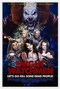 The Night Watchmen (2017) poster