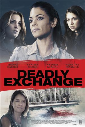 Deadly Exchange (2017) 1080p Poster