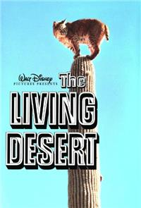 The Living Desert (1953) poster