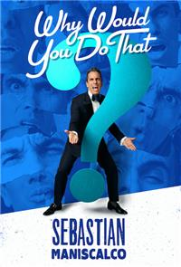 Sebastian Maniscalco: Why Would You Do That? (2016) 1080p Poster