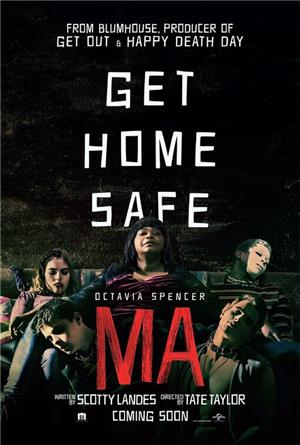 Ma (2019) Poster