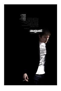 August (2008) 1080p Poster