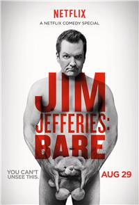 Jim Jefferies: Bare (2014) 1080p Poster