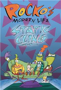 Rocko's Modern Life: Static Cling (2019) 1080p Poster