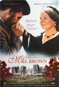 Mrs Brown (1997) 1080p Poster