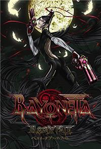 Bayonetta: Bloody Fate (2013) Poster