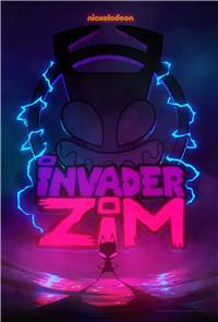 Invader ZIM: Enter the Florpus (2019) poster