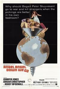 Angel, Angel, Down We Go (1969) poster