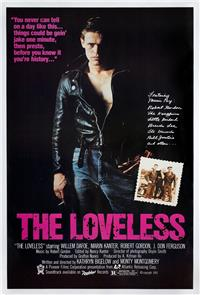 The Loveless (1981) poster
