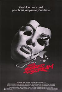 Too Scared to Scream (1985) poster