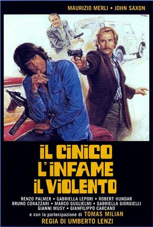 The Cynic, the Rat & the Fist (1977) Poster