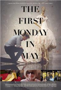 The First Monday in May (2016) 1080p poster
