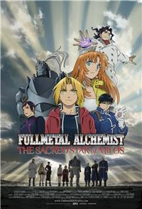 Fullmetal Alchemist The Movie: The Sacred Star of Milos (2011) 1080p poster