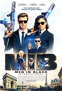 Men in Black: International (2019) Poster