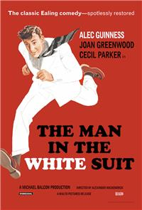 The Man in the White Suit (1951) Poster