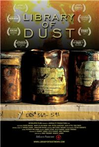 Library of Dust (2011) 1080p Poster