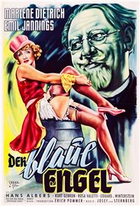 The Blue Angel (1930) 1080p Poster