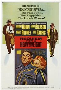 Requiem for a Heavyweight (1962) 1080p Poster