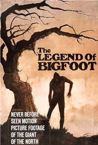 The Legend of Bigfoot (1976) Poster