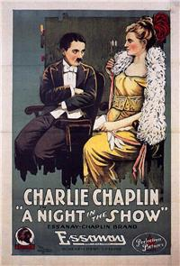 A Night in the Show (1915) Poster