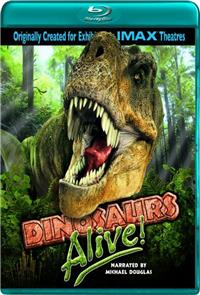 Dinosaurs Alive (2007) 1080p Poster