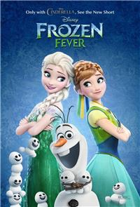 Frozen Fever (2015) Poster