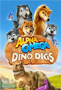 Alpha and Omega: Dino Digs (2016) 1080p Poster
