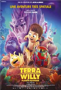 Terra Willy Unexplored Planet (2019) Poster