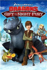 Dragons: Gift of the Night Fury (2011) 1080p Poster