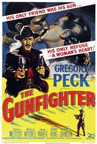 The Gunfighter (1950) Poster
